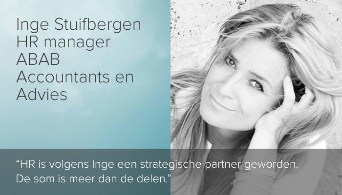 Inge Stuifbergen Interview