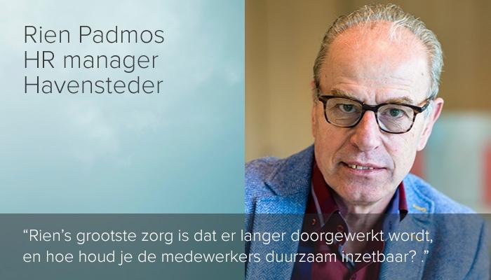 Rien Padmos - HR manager bij Havensteder